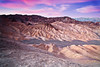 California, Death Valley National Park,  Zabriskie Point, Dawn Twilight, Landscape, , , , 